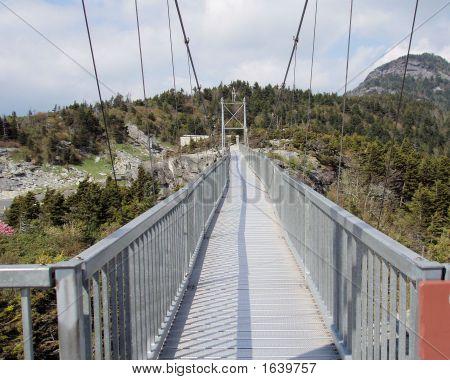 Swinging Bridge In Nc