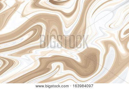White gray Marble ink acrylic painted waves texture background. pattern can used for wallpaper or skin wall tile luxurious or Cover case mobile phone.