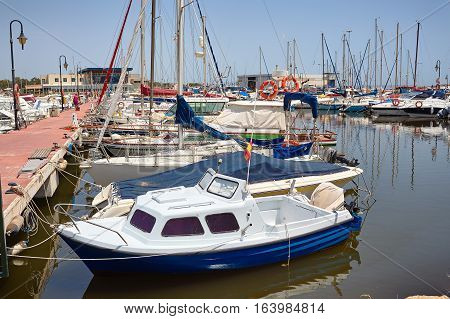 The Marina de las Dunas, Gvardemar del Segura