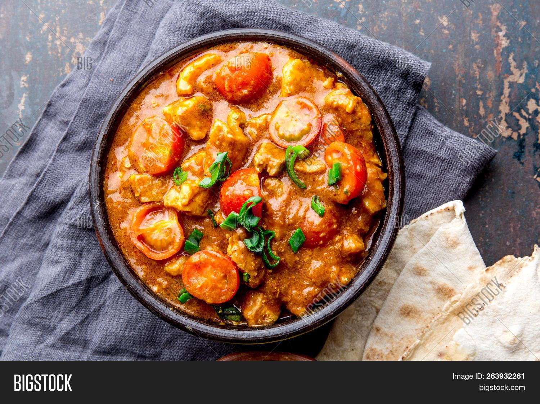 Indian Food Rogan Image Photo Free Trial Bigstock