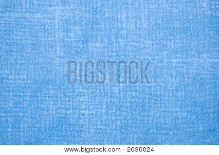 Light Blue Fabric Texture