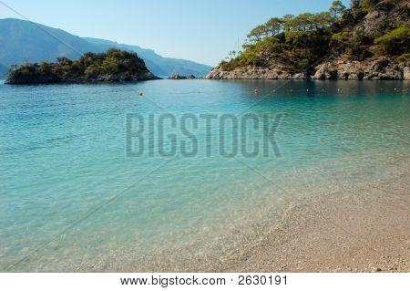 Oludeniz Lagoon Beach