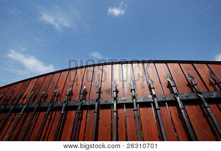 Luxury fence