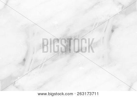 White Marble Texture Background / Gray Marble Texture Background Floor Decorative Stone Interior Sto