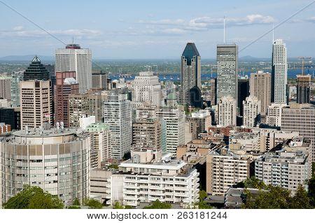 City Of Montreal - Quebec - Canada