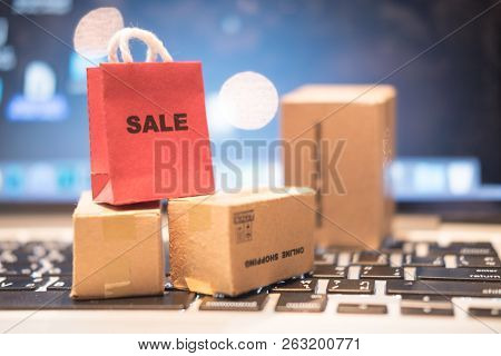 Online Shopping Is A Form Of Electronic Commerce That Allows Consumers To Directly Buy Goods From A