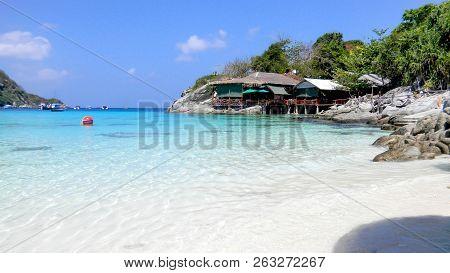 Raya (racha) Beach In Raya Island, Koh Racha Yai, Thailand, Asia