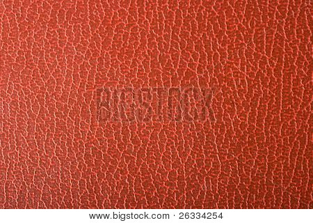 Aftificial leather textrue close up