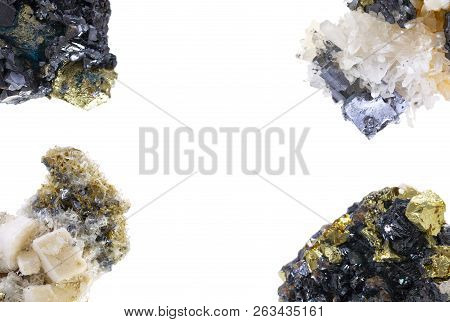 Pyrite Mineral Crystal The Pyrite Mineral Crystal Galena