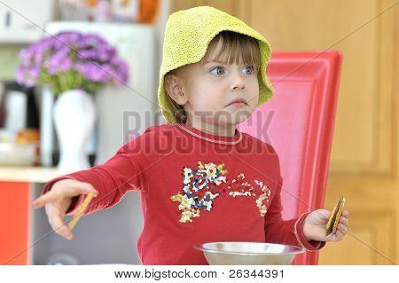 little girl attitude