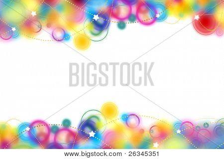 bubble mix background
