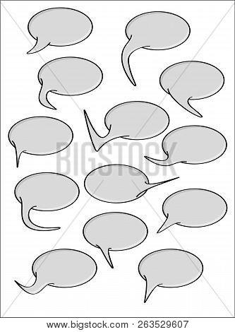 Speak Bubbles Collection