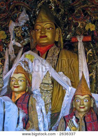 Buddha Sera Monestary