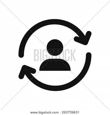 Support Icon Isolated On White Background. Support Icon In Trendy Design Style. Support Vector Icon