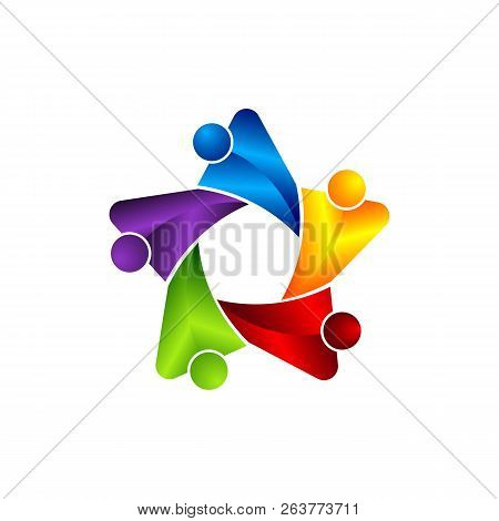 Community People Care Logo And Symbols Template Family Care Love Logo And Symbols Health Success Peo