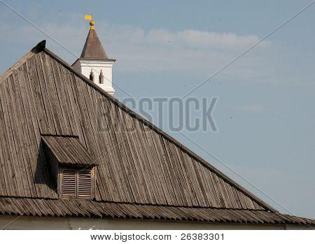 Historical Building In Ryazan Kremlin