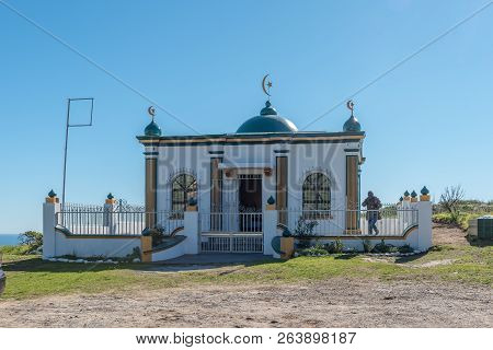 Cape Town, South Africa, August 9, 2018: The Kramat, Also Called A Mazaar, On Signal Hill In Cape To
