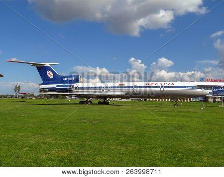 Minsk - Tu-154 Aircraft
