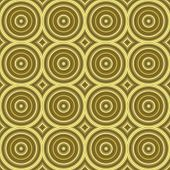 seamless tillable background texture with old-fashioned or retro look and many circles poster
