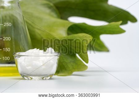 Cetyl Esters Wax, Chemical Used In Otc Products And Topical Pharmaceuticals.
