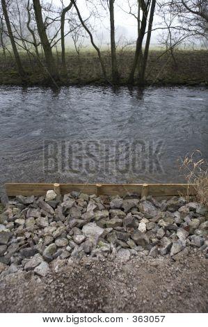 Repair Of River Bank