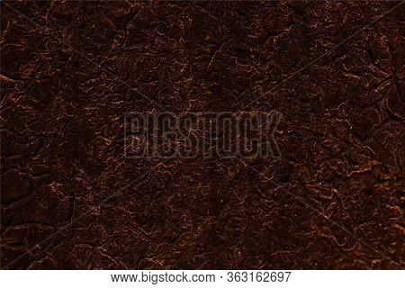 Sparkling Placer Of Gold On A Black Background. Bright Background For Posters, Banners, Business Car