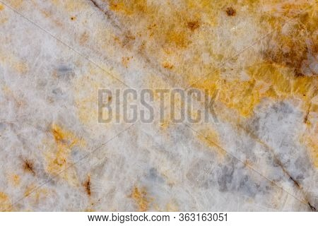 Close Up Of Quartz Surface For Bathroom Or Kitchen.