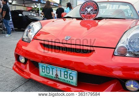 Pasig, Ph - May 5 - Toyota Mrs At Hot Import Nights Car Show On May 5, 2019 In Pasig, Philippines.