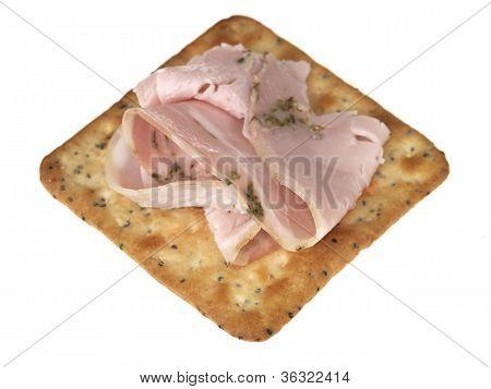 Pork with a Cracker