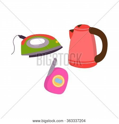 Isolated Object Of Trash And E-waste Sign. Graphic Of Trash And Recycle Stock Vector Illustration.