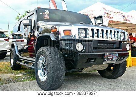Pasig, Ph - May 13 - Hummer At Hot Import Nights Car Show On May 13, 2018 In Pasig, Philippines.