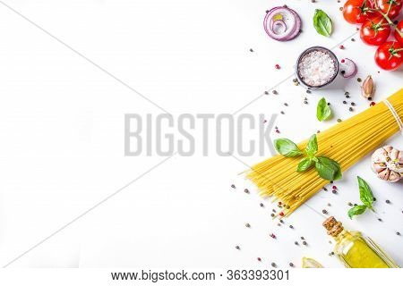 Ingredients For Spaghetti Pasta