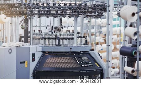 Acrylic, Automated, Automatic, Automation, Bobbin, Chain, Clothes, Clothing, Company, Cotton, Denim,