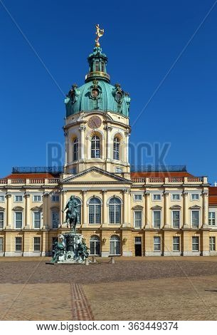 Charlottenburg Palace Is The Largest Palace In Berlin And The Only Surviving Royal Residence In The