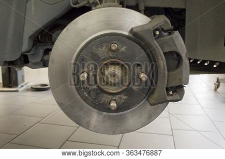 Car Disc Brake Assembly, Brake Pads, Discs, Caliper