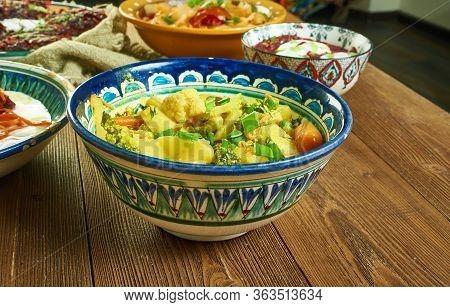 Creamy Veggie Korma