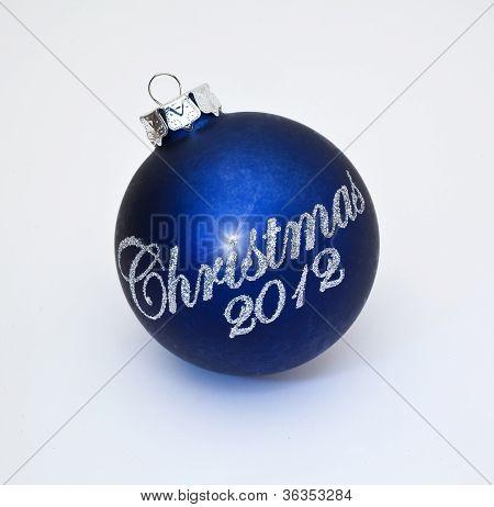 Christmas 2012 Decoration