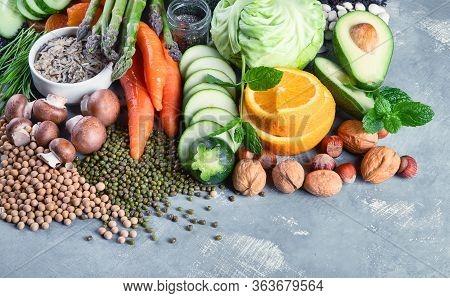 Plant Based Diet Ingredients