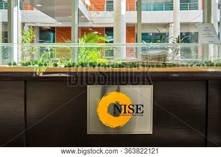National Institute Of Solar Energy In Gurgaon, India