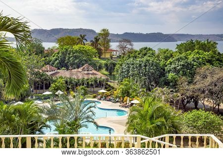 Central America, Costa Rica, Golfo Del Papagayo, May, 24, 2014 - Four Star Hotel Occidental Grang Pa