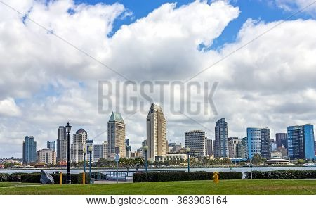 San Diego - Is A City In The Southwestern United States On The Pacific Coast Near.