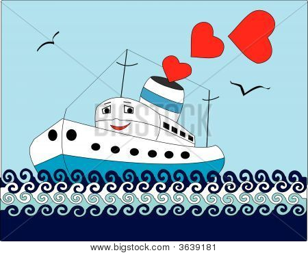 Ship Of Love