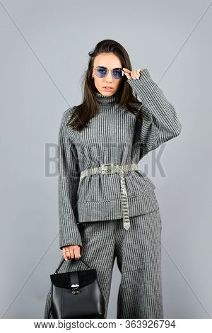 Fashionable Knitwear. Designed For Your Comfort. Warm Comfortable Clothes. Casual Style For Every Da