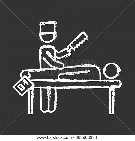 Autopsy Chalk Icon. Disambiguation. Post-mortem Examination. Deceased Patient. Corpse With Tag. Body