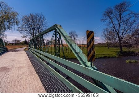 Historic Iron Bridge