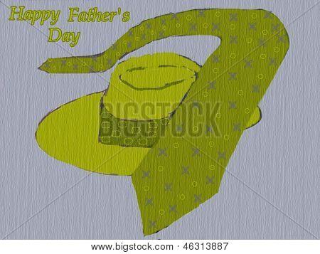 Hat and Tie Design 24