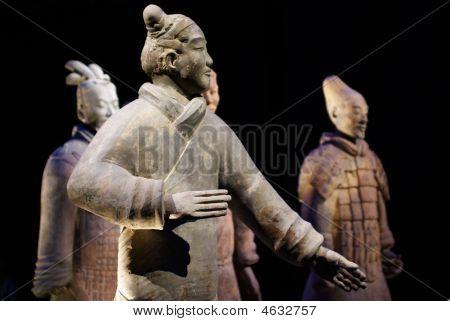 Terracotta Army Of Xian