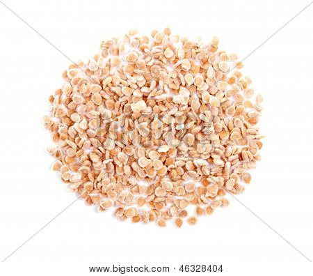 Tomato seeds.
