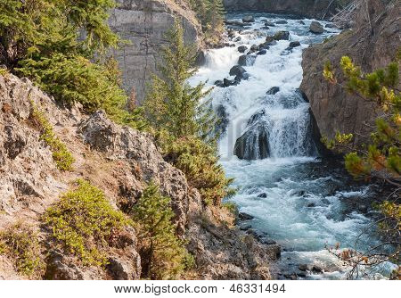 Yellowstone Firehole River