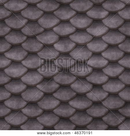 Armor plate upclose - illustration background